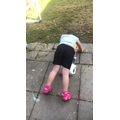 Press ups - keep this up  Willow