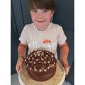 Henry's Wonderful Cake!