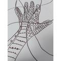Henry's Hand Art