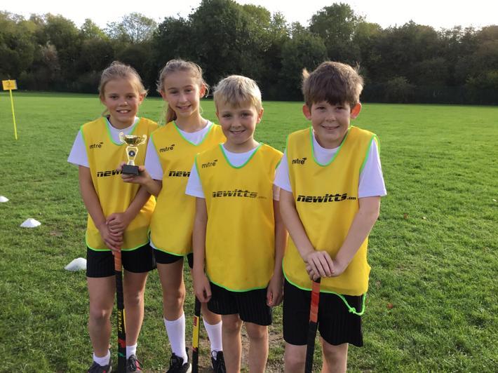 Yellow Team winners!