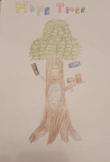 Jayden's Hope Tree