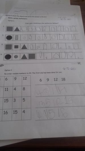 Ruben did some great maths.