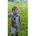 Wow! bubbles!
