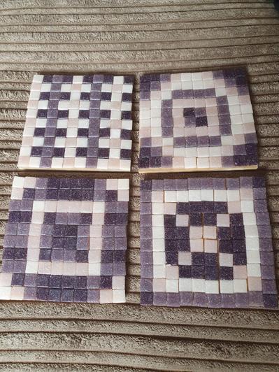 Beautiful mosaics Caitlin!