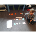 Super adding and subtracting Harley, well done.