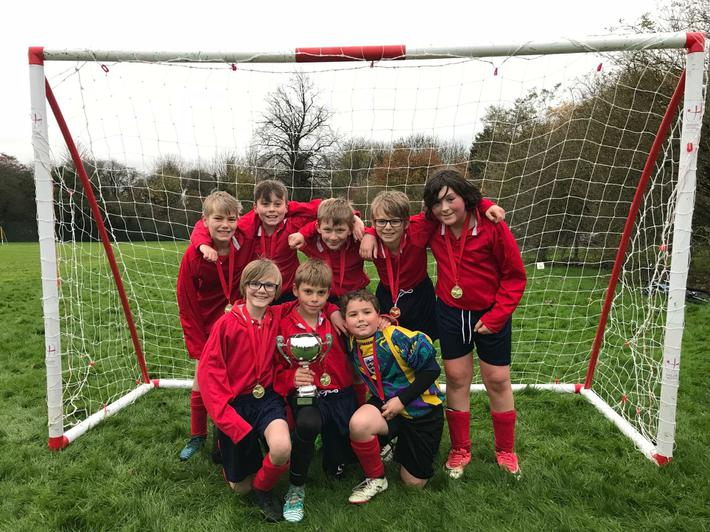 Winners of The Cup