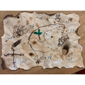 Gabriella's treasure map