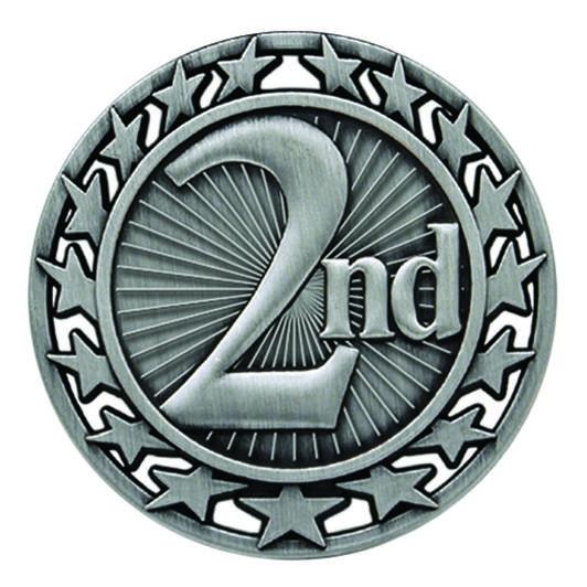 Silver medal!