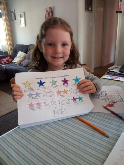 Super star work Harriet