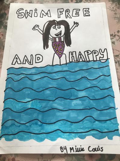 Millie's artwork