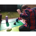 Eamon's science investigation about shadows
