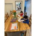 Very busy boys!