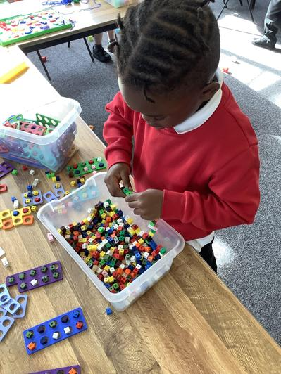 Counting and sorting.