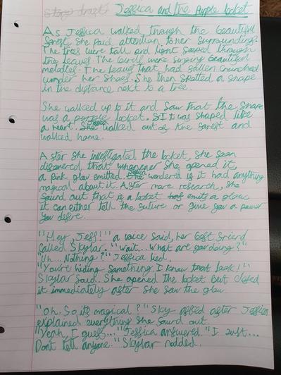 Eva-Leigh's story...