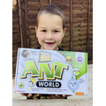 ANT WORLD!