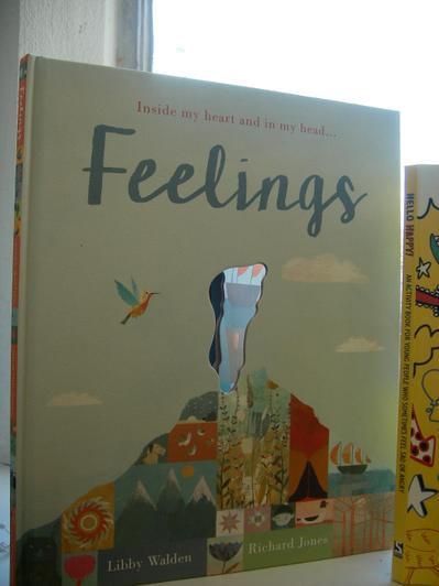 A story book on feelings!