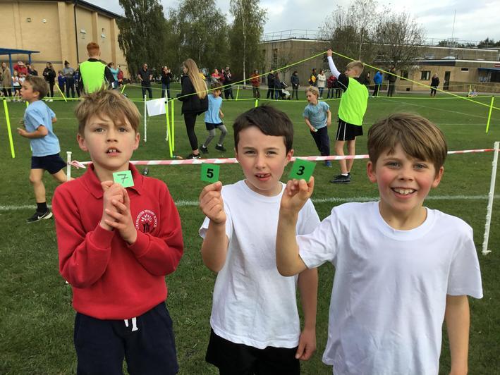 Year 3 boys - brilliant results