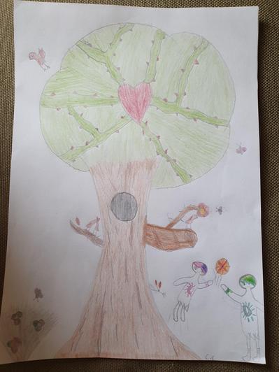 Caitlin C's Hope Tree