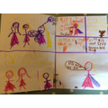 Comic Strip by Bethan