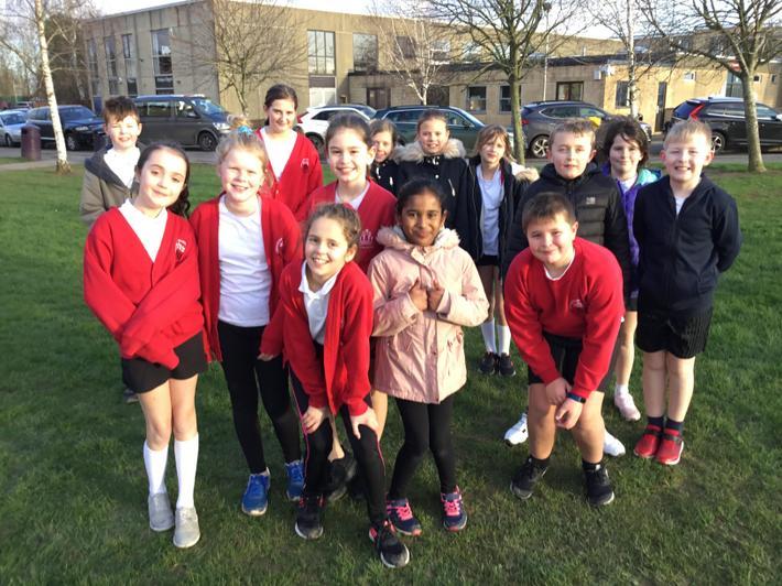 Kingshill runners