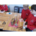 We examined artefacts from The Wilson Museum