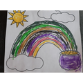 Rosie's rainbow