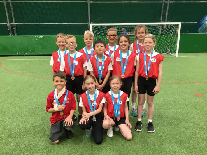 Bronze medals!