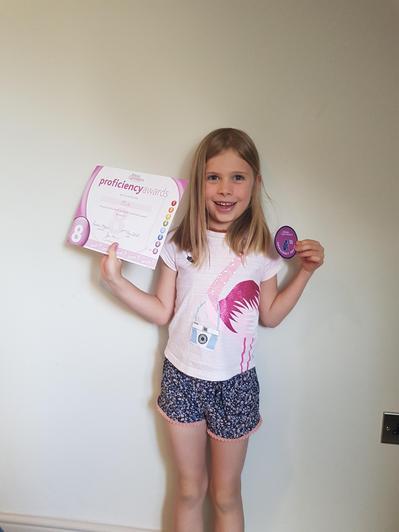 Gymnastic Award 8