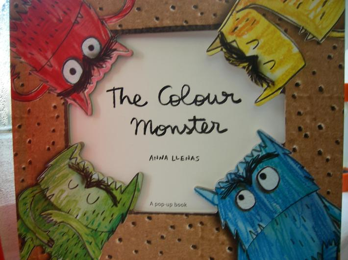 A great  book for younger children& their emotions