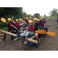 We've built a raft ... will it float?
