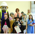 Our Best Costume winners - well done.