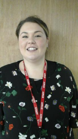 Mrs Daniels - one to one support/teacing assistant