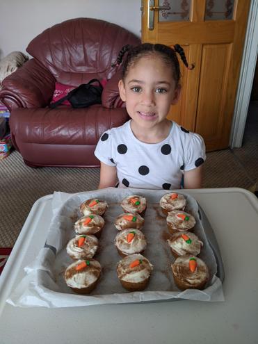 A future bake off winner!