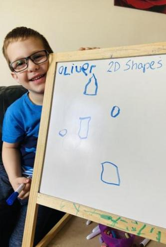 Oliver for your wonderful 2D shape work.