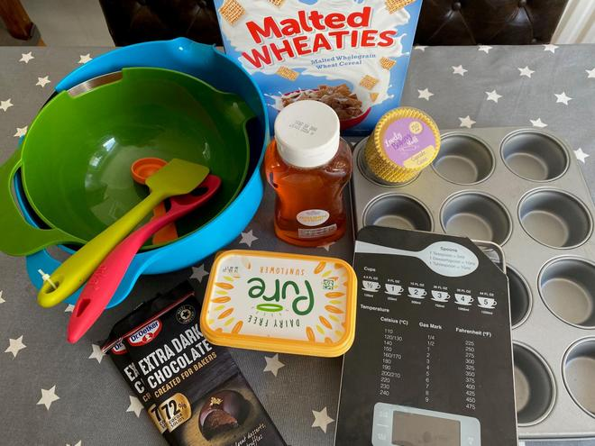 Ingredients and equipment