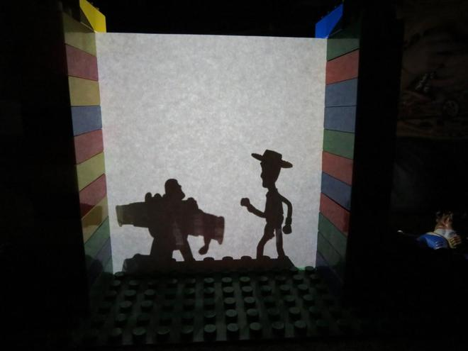 Can you guess who's making the shadows?