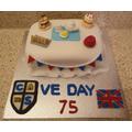 Miss Durkin's amazing cake