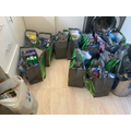 Food Parcels ready for delivery!