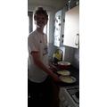 JR; master-baker!