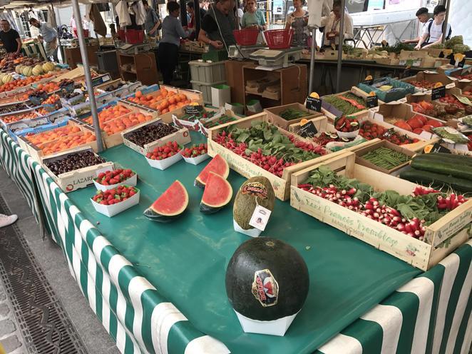 Market visit