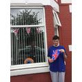 Connor's Union Flag