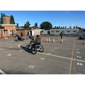 Cycling is one of the activities that make PE lessons at Clare Mount so special!