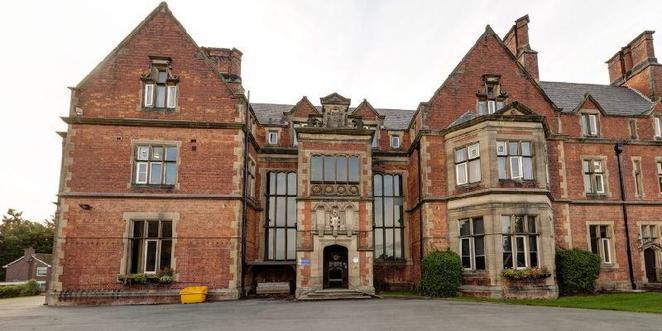 Boreatton Park Mansion House