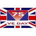 Official VE Day Logo