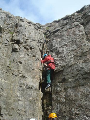 Climbing (indoor and outdoor)