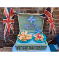 LH's VE Day picnic