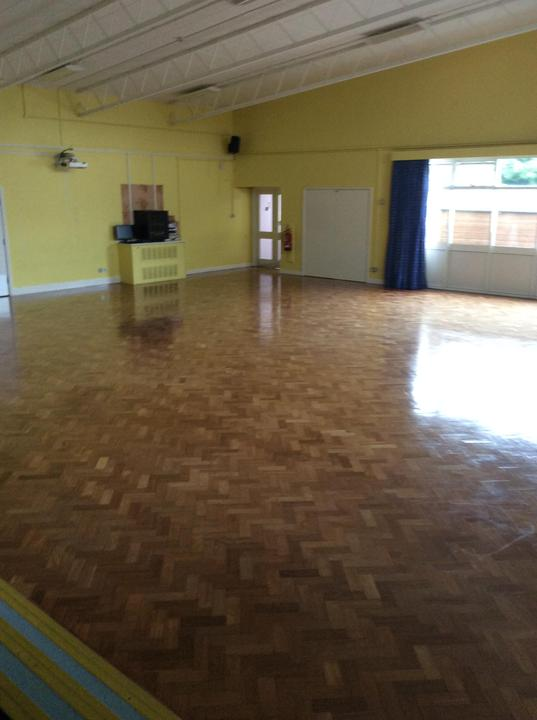 Hall for PE and assembly