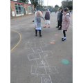 hopscotch in minus 3!