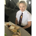 A Special Rationed Lunch - Yummy?