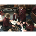 Exploring what could be in our suitcases